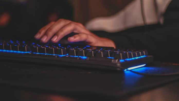 can you use a gaming keyboard for typing
