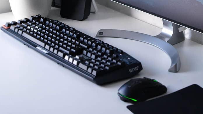 full size gaming keyboard