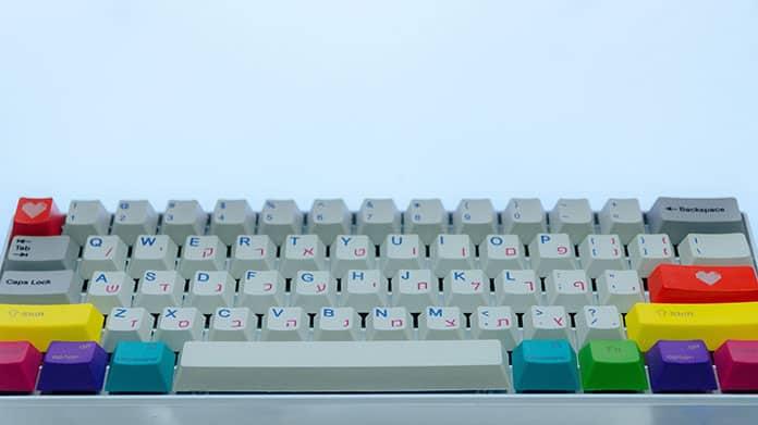 gaming keyboard aesthetics