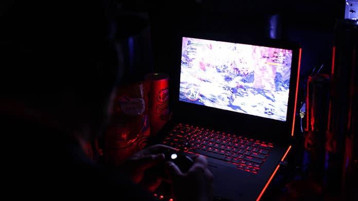 gaming laptop aesthetics rgb lighting