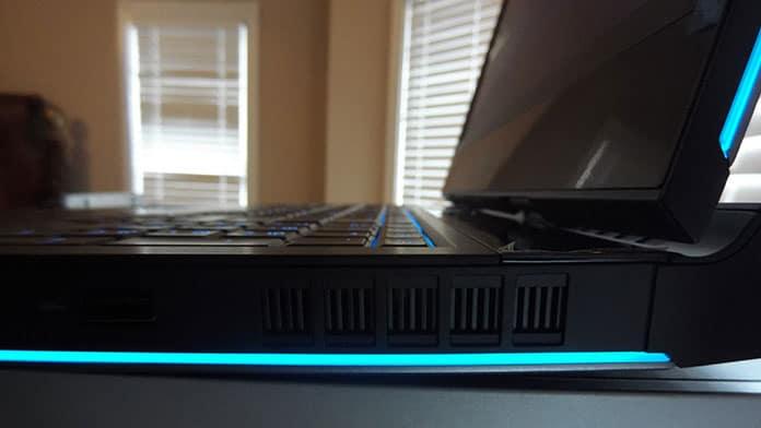 gaming laptop aesthetics