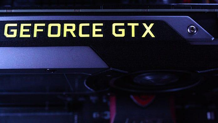 gaming laptop graphics card