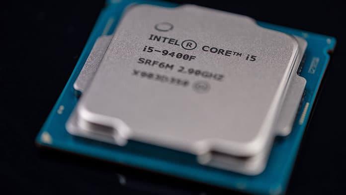 gaming laptop processor
