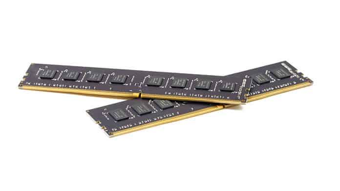 gaming laptop ram